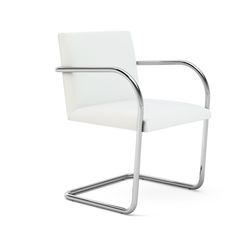 Knoll Brno Chair Tubular Designed By Mies Van Der Rohe Ca 1930