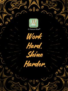 Work hard and outshine yourself. Jewelry Quotes, Knowledge Is Power, Work Hard, Sparkle, Motivation, Working Hard, Scientia Potentia Est, Hard Work, Inspiration