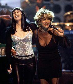 Cher & Tina Turner