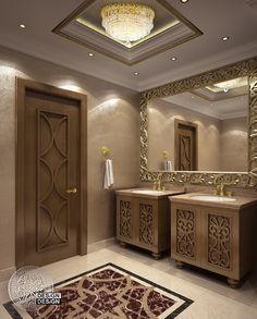 Design Design LLC - Private Villa of Mr. Abdullah Al Jamea Al Khawaneej; Dubai, UAE Source by nouiranoha.