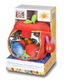 Eric Carle Apple Playset