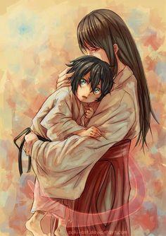 Yato and Sakura