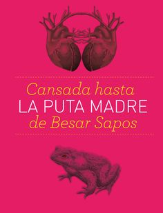 Cansada by Sara Isabel Del Portillo, via Behance    http://www.room181.net/SITIO/HUESPEDES/10/
