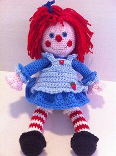 Rag Doll Annie | by Fuzzy Feet (Alisha)
