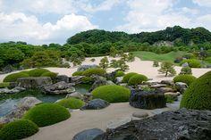 Adachi museum of art: the most beautiful garden in japan