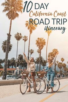 10 Day California Coast Road Trip Itinerary The California coastline offers an impressive diversity that few places can compare to. Don't miss my 10 day California coast road trip itinerary! Road Trip Packing, Road Trip Hacks, West Coast Road Trip, Road Trip Usa, Usa Roadtrip, California Vacation, California Coast, Northern California, Us Travel Destinations