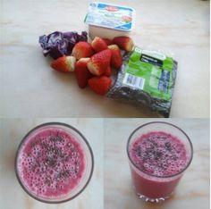 Dieta Sim, todos os Dias: Sumo rosa