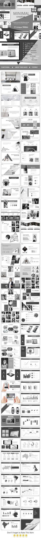 #Minimal Powerpoint - #Business #PowerPoint Templates
