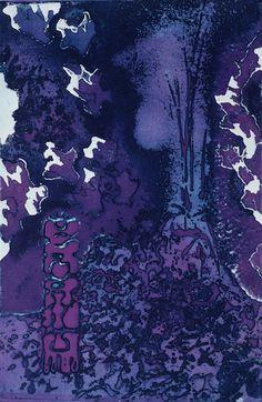 Blues and purples Purple Color Combinations, Blues