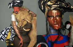 Vogue Publishes Yet Another Blackface Fashion Feature, Are You Offended?