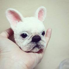 Pom Pon Bulldog/Trikotri Pompon/Pompom Animals