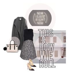 """""""Untitled #3404"""" by dream-flying ❤ liked on Polyvore featuring Chisel & Mouse, Zara, Proenza Schouler, Christian Louboutin, Aspinal of London, Michael Kors, women's clothing, women, female and woman"""