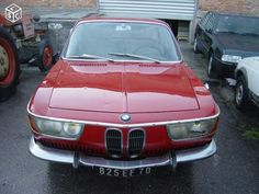 Bmw 2000 cs 1966