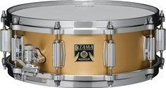 """Tama 5.5""""x14"""" Bell Brass Reissue Snare Drum"""