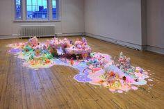 Nicole Andrijevic & Tanya Schultz - installation