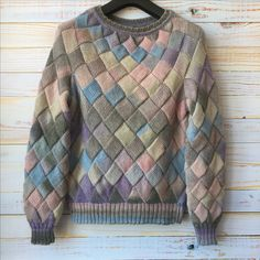 Hand Knitted Sweaters, Mohair Sweater, Baby Sweaters, Knitted Hats, Filet Crochet, Knit Crochet, Baby Sweater Patterns, Jumpers For Women, Knitwear