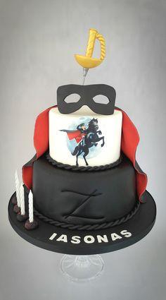 Zorro cake.