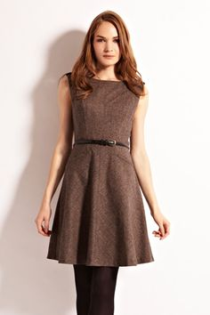 tweed dress $120, but I think I could make something similar?