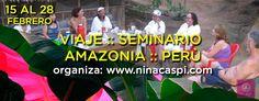 Viaje Seminario Amazonia de Peru