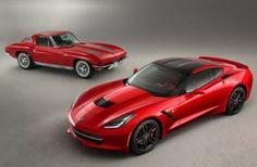 Primeiras imagens da versão 2014 do Corvette Stingray