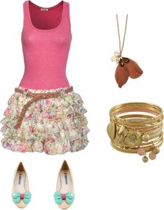 dressy, created by brooklyn-lowe on Polyvore