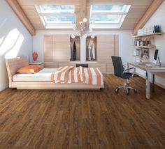US Floors CORETec Plus HD - Barnwood Rustic Pine LVT Vinyl Floating Plank 7x48in