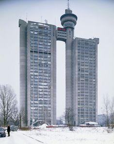 Obras Arquitetônicas 1977