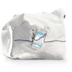 splash bag 水しぶきをたてるバッグ