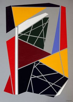 Geometricity II (Limited Edition 4 of 10), Anders Hingel