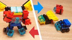Lego Moc, Lego Duplo, Lego Design, Lego Transformers, Create Your Own Story, Micro Lego, Lego Craft, Baby Dino, Cool Lego Creations