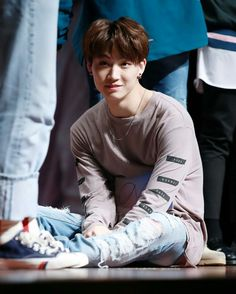 Jaebum being a cute smol child