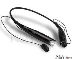 LG Tone + HBS-730 Wireless Music Bluetooth Stereo in-ear Headset