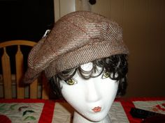 One of the new Berets I have been making