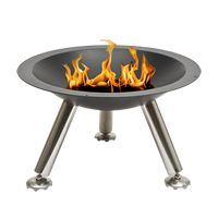 Fire Pits, CobraCo® Cast Iron Fire Pit, FBCISTEEL