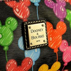 Disney Dooney & Bourke Handbag