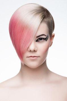 www.estetica.it   Hair: Hajas Salon - Istvan Palfi Products: L'Oréal Professionnel