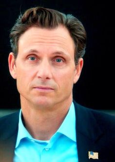 Tony Goldwyn yes........but this is a Fitz face for sure!