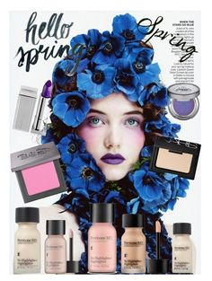 """""""HIGHLIGHTER"""" by ajlafashion ❤ liked on Polyvore featuring beauty, Perricone MD, Lipstick Queen, Urban Decay and NARS Cosmetics"""