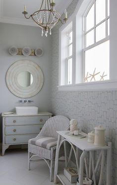 Ponte Vedra, FL Beach House Bathroom