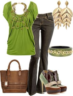 """""""Casual Chic"""" by outfits-de-moda2 on Polyvore"""