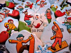 Christmas 2012 ... Playing in the Snow by Jill FCS, via Flickr