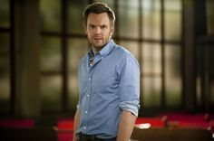 "Joel McHale Never Doubted Revival Chances of ""Community"" Joel Mchale, Prison Break, Harrison Ford, Community Tv Show, Smooth Talker, Plus Belle La Vie, Danny, Films Cinema, I Am Batman"