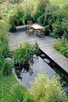 Gartenbau - Gartenteich - Gartenideen - Garten Tipps