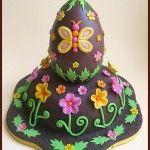 bolo pascoa chocolate 150x150 Bolos decorados para a Páscoa