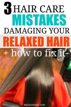 Here are the 3 big hair care mistakes that are damaging your natural hair and how you can fix it now! Relaxed Hair Growth, Hair Growth Tips, Big Hair, Your Hair, Men's Hair, Natural Hair Care Tips, Natural Hair Styles, Best Hair Care Products, Beard Trimming