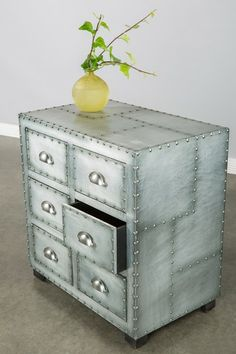 Channing Nightstand by Posh Home Accents on @HauteLook