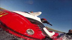PWC Tow Through Surf Zone