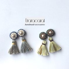 an image / DIY accessories tassel bead