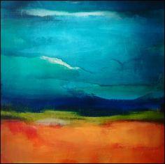 """Saatchi Online Artist: Jim Bobick; Oil, Painting """"Deja Vu"""""""