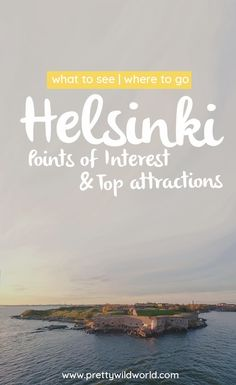 Helsinki points of interest